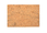 Natural Cork Sheet 15cmx10cm Thickness 2.0mm : Image 1