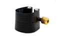 Rovner 1RL Alto Sax Ligature and Cap -  Dark : Image 2