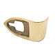 Wood Stone Thumb Hook Type I for Yamaha Soprano / Alto / Tenor / Baritone : Image 2