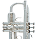 Yamaha YTR-6445S - Trumpet in C (002043) : Image 2