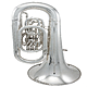 Besson Sovereign BE982 - EEb Tuba (845584) : Image 2