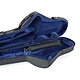 Winter Tenor Sax Case Green Line Shaped - Big Bell : Image 5
