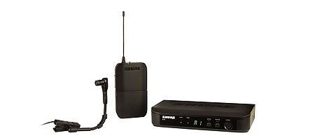 Wireless Microphones & Systems