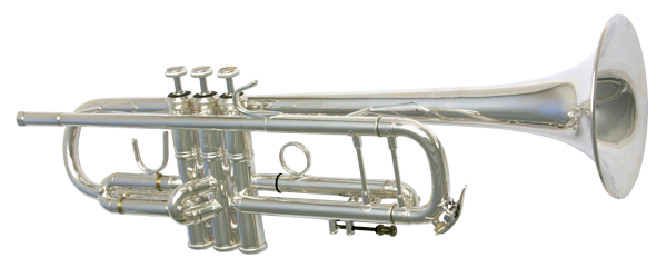 Bach Strad Trumpet after Silver Plating