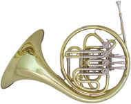 Compensating French Horns