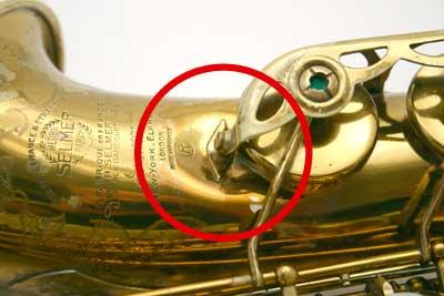 Selmer MkVI Alto Repair - Emergency! | Dawkes Music