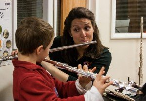 Flute Testing