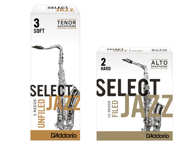 New Jazz Select Boxes