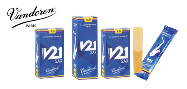 V21 Sax Reeds