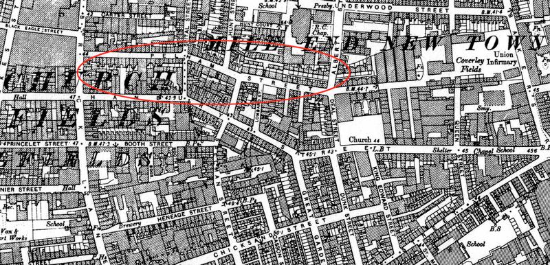 Pelham Street, Whitechapel