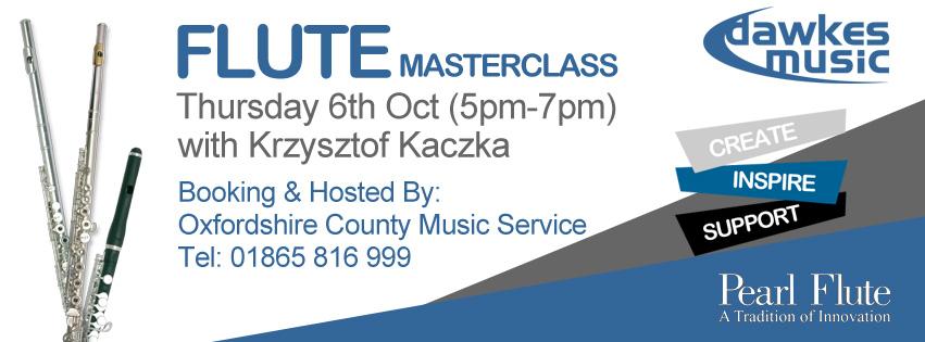 Flute Masterclass