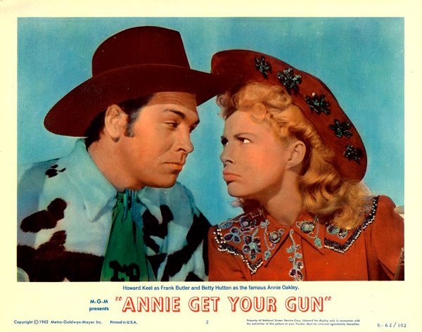 Annie Get Your Gun - MGM Film