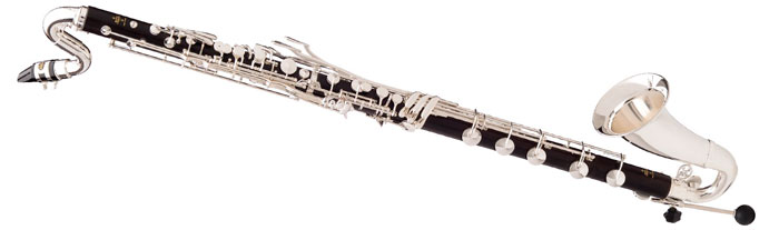 Low C Bass Clarinet by Buffet