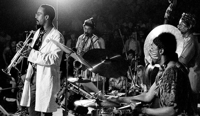 The Art Ensemble of Chicago - Free Jazz Group