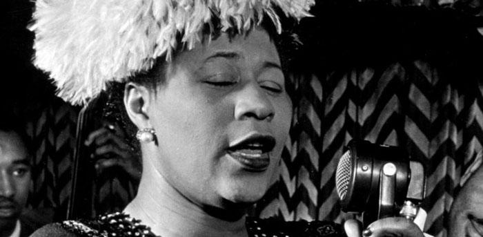Ella Fitzgerald, Jazz Singer