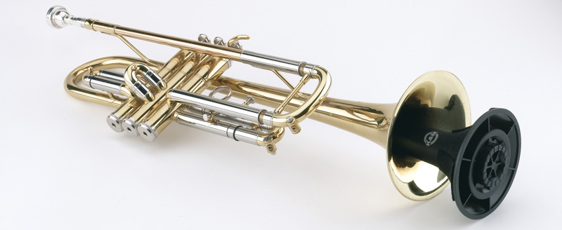 Brand New Hercules DS513BB Dual Trumpet//Cornet /& Flugel